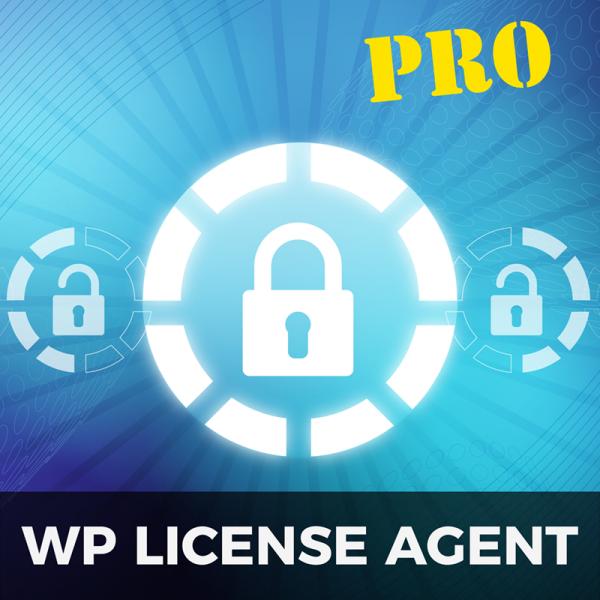 WP License Agent Logo